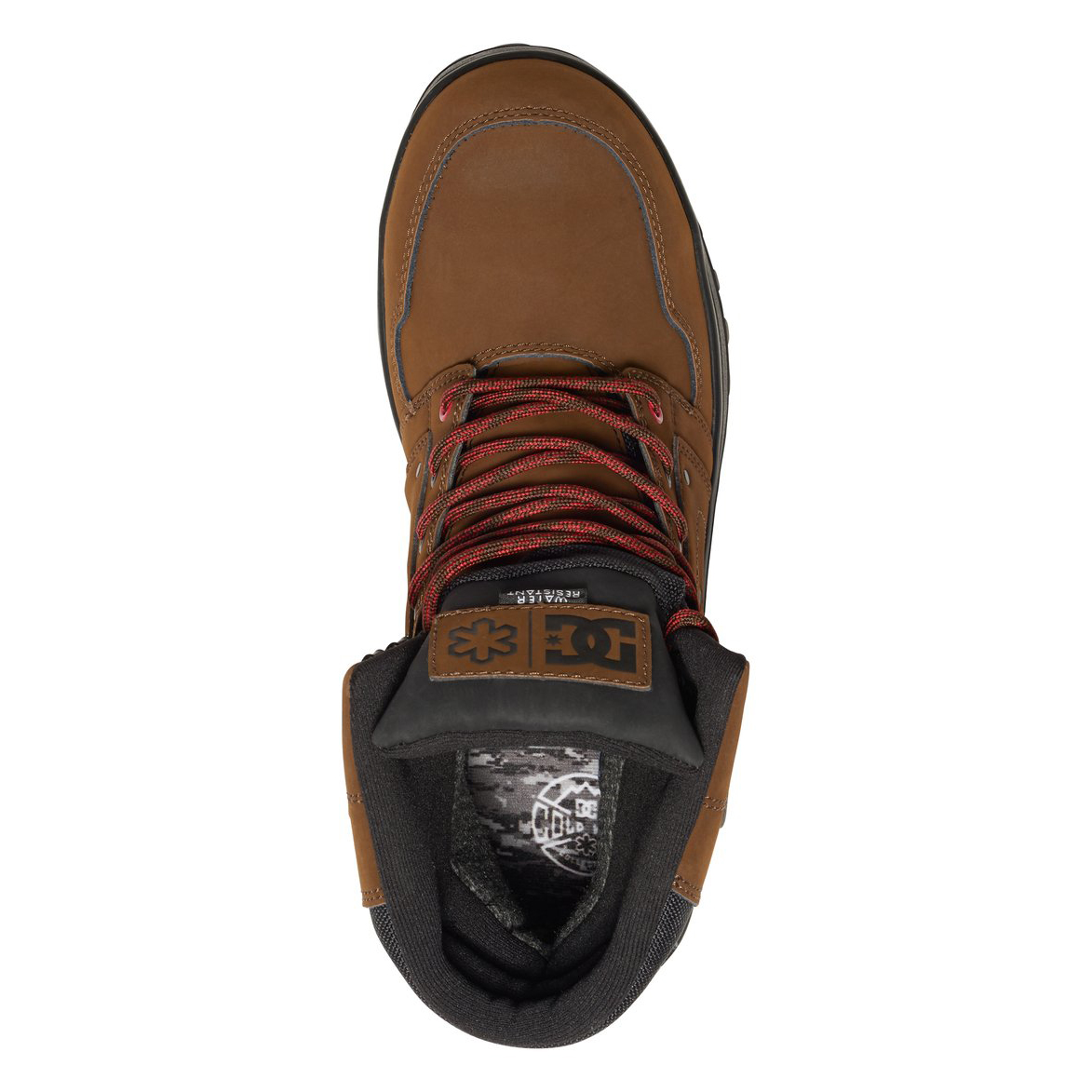 DC x SPT Mens Mountain Work Boot