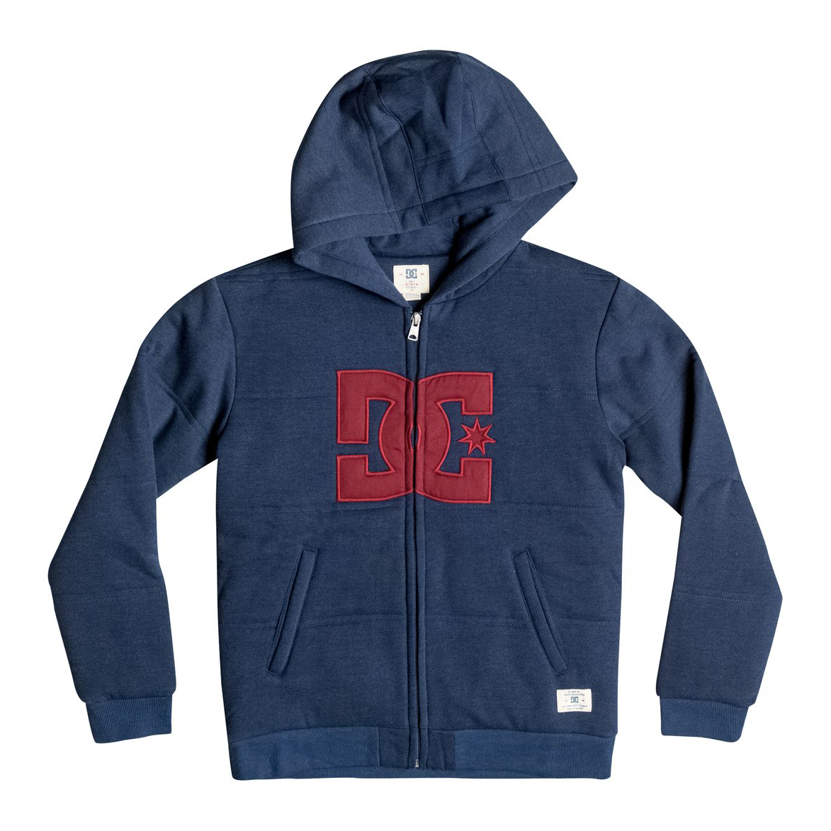 DC Rebel Star Kids Zip Hood