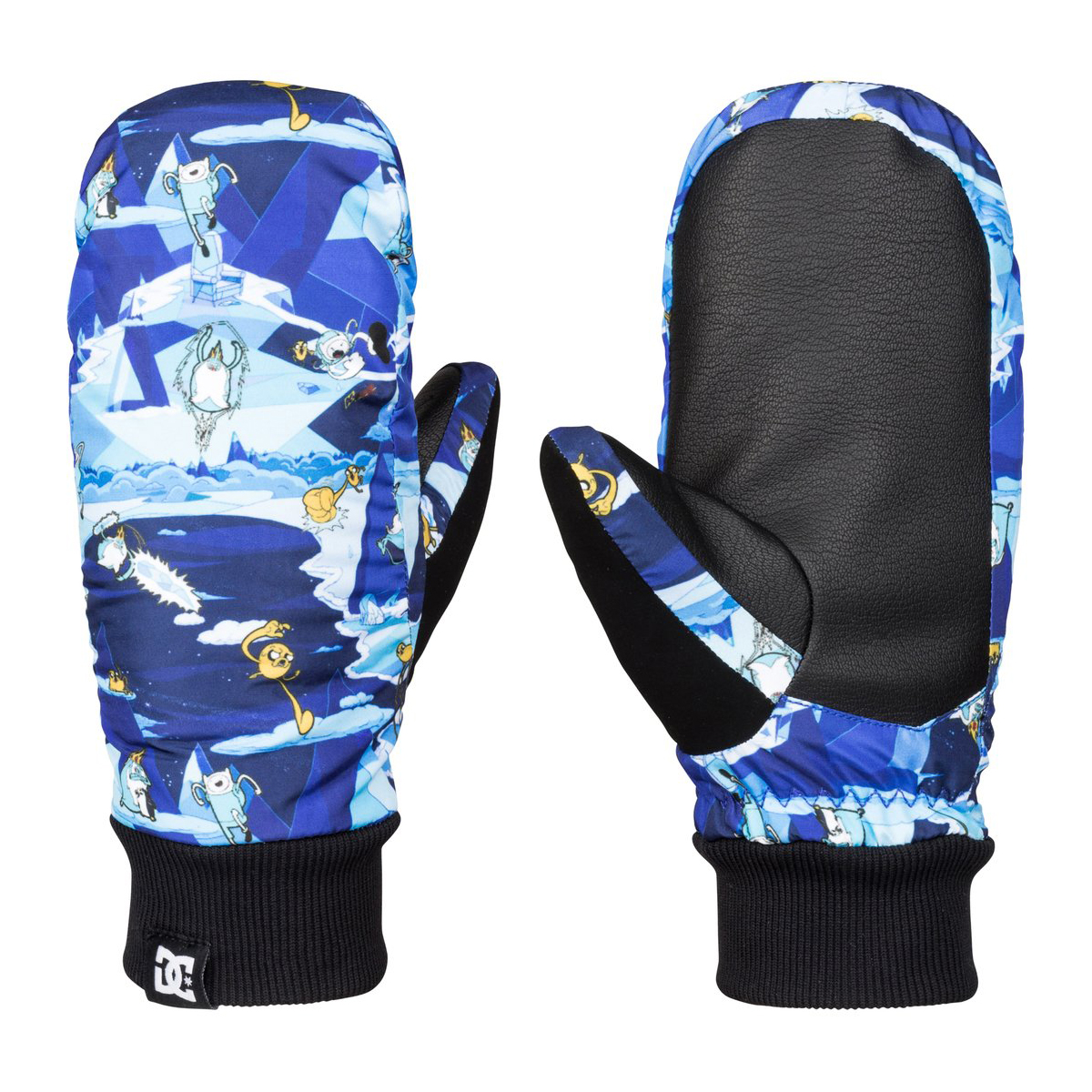 DC Flag Kids Gloves