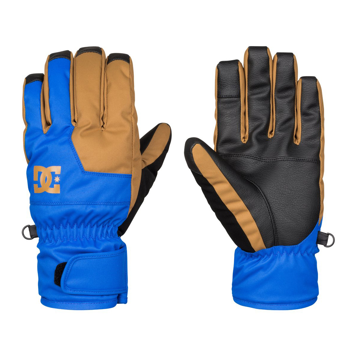DC Seger Mens Gloves
