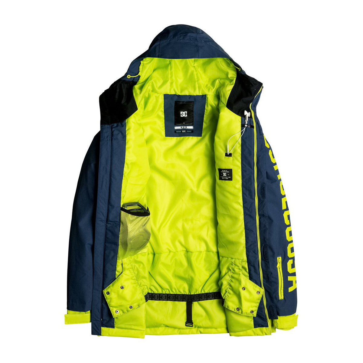 DC Ripley Mens Snowjacket