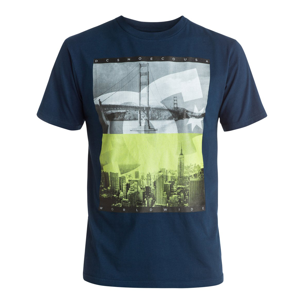 DC Concave Mens Tee