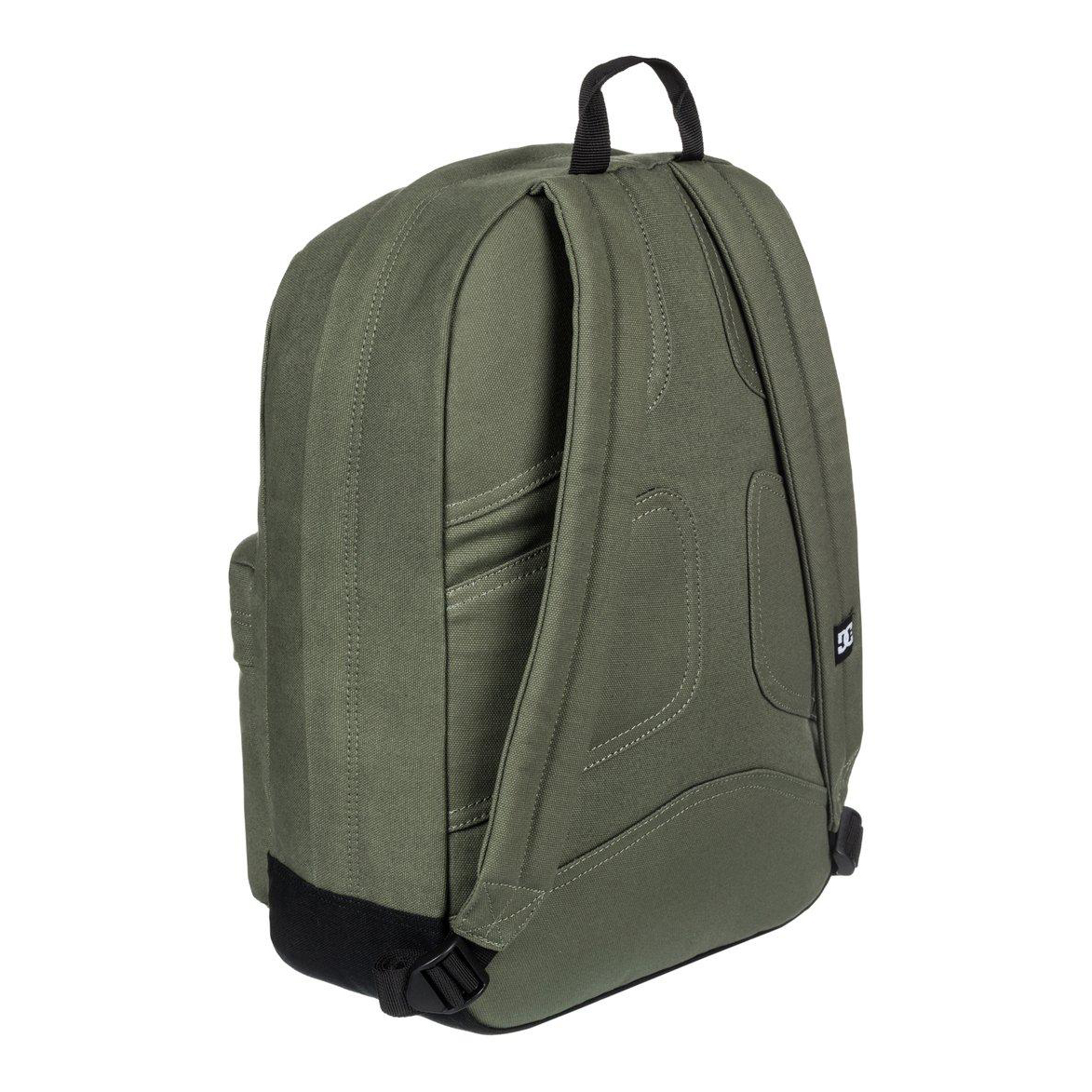 DC Backstack Canvas Backpack