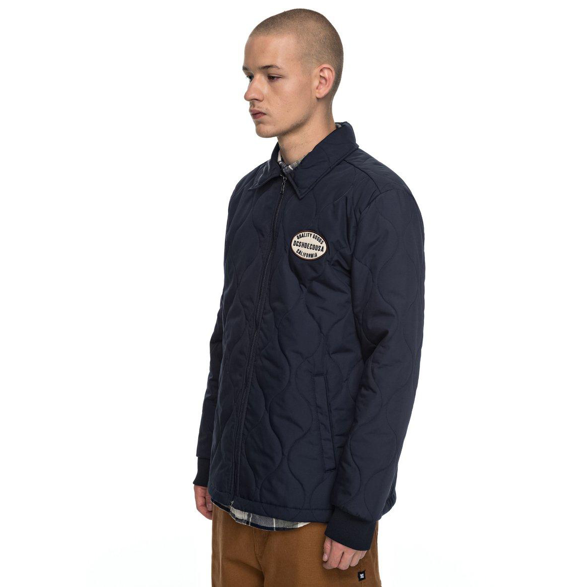 DC Mossburn Mens Jacket