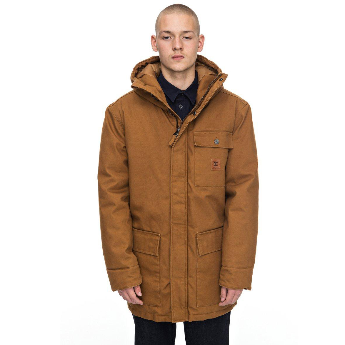 DC Canongate Mens Jacket