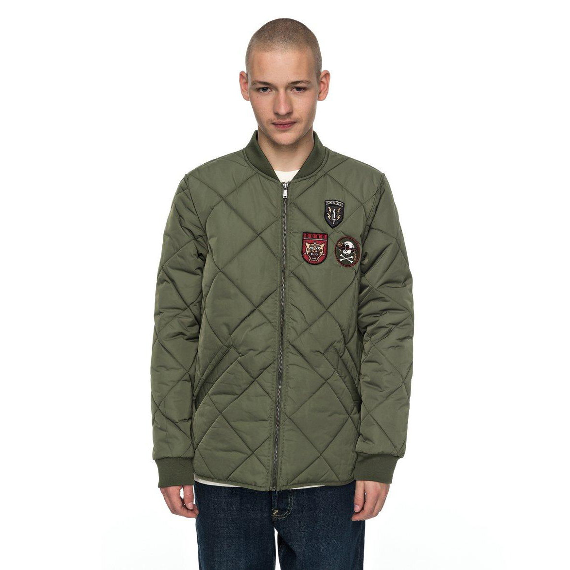 DC Hedgehope Mens Jacket