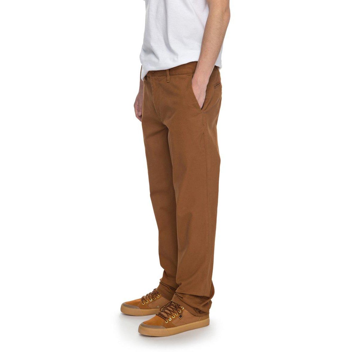 DC Worker Slim Mens Chino