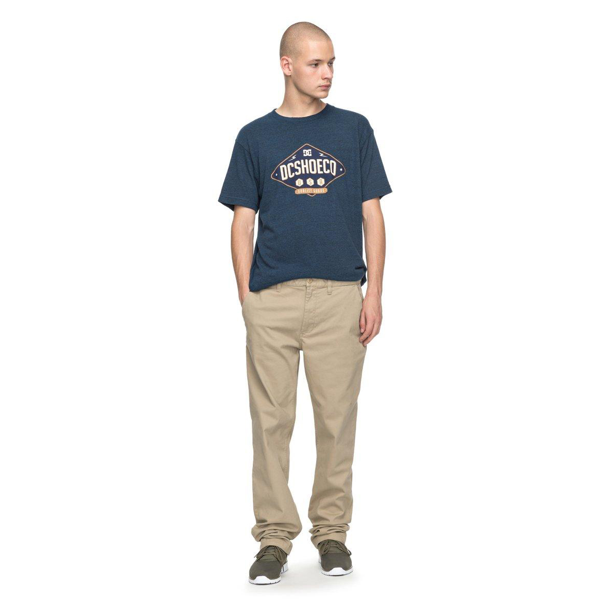 DC Worker Straight Mens Chino