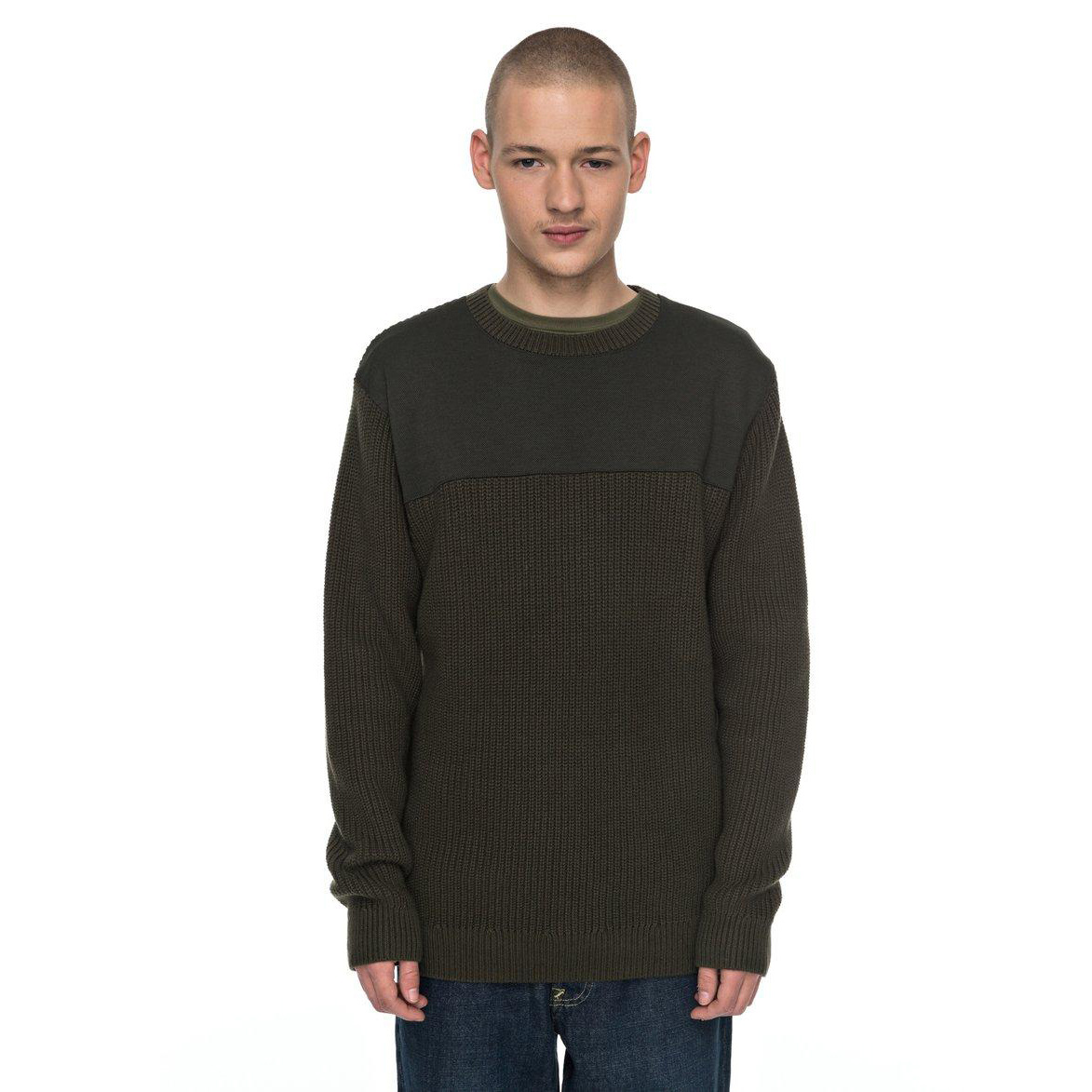 DC Panelytics Mens Sweater