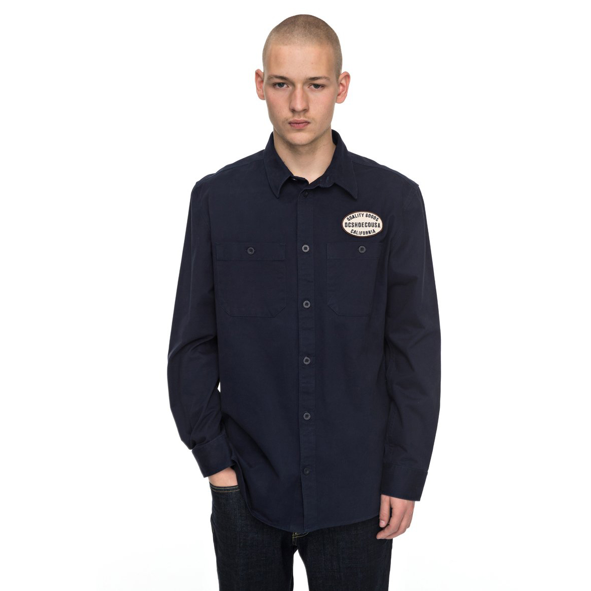 DC Walbottle Mens Shirt