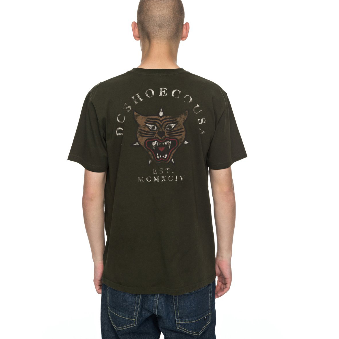 DC Barkly Pocket Mens Tee