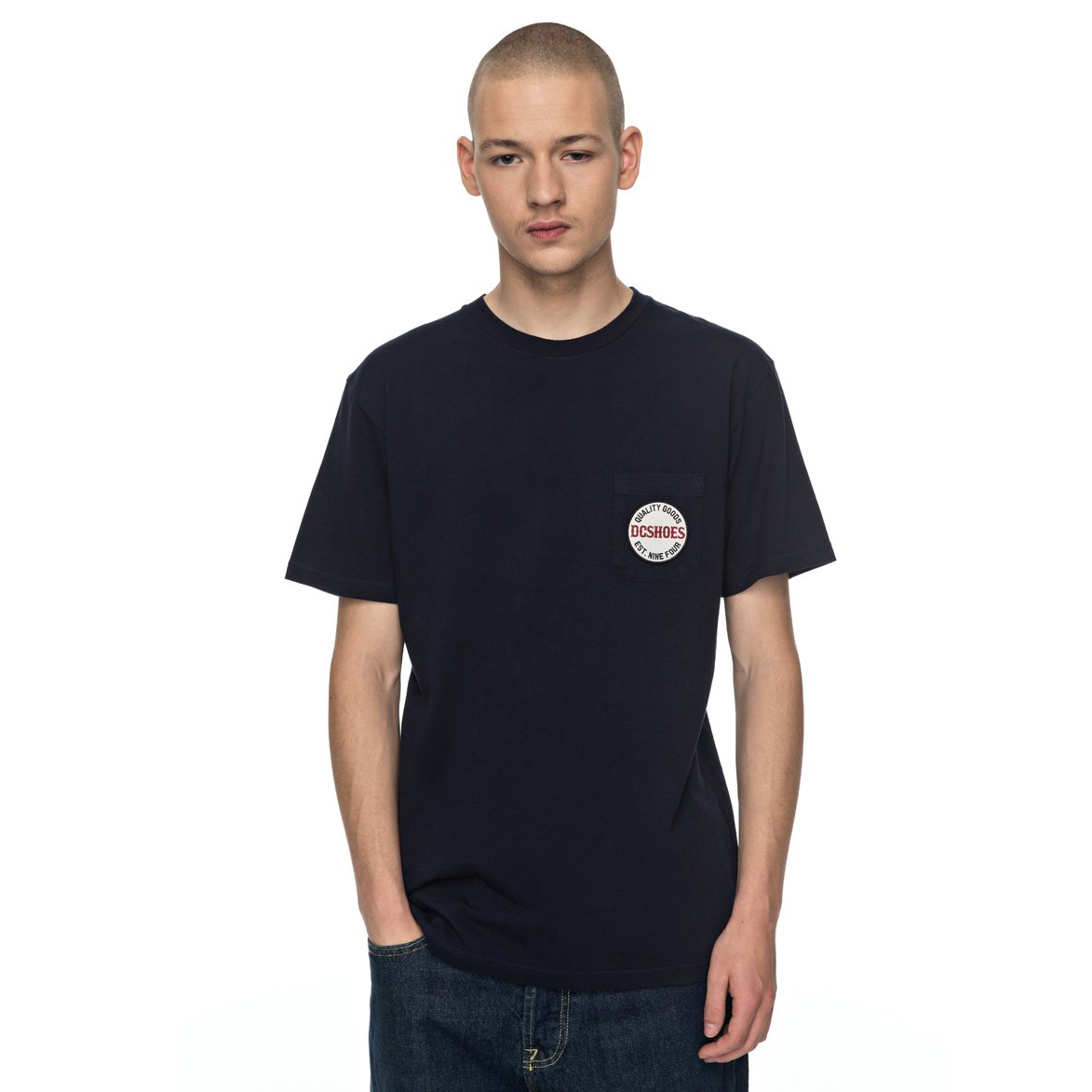 DC Junction Pocket Mens Tee