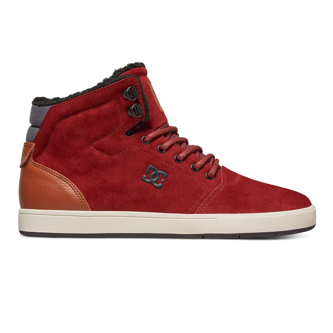 DC Crisis High WNT Mens Shoes