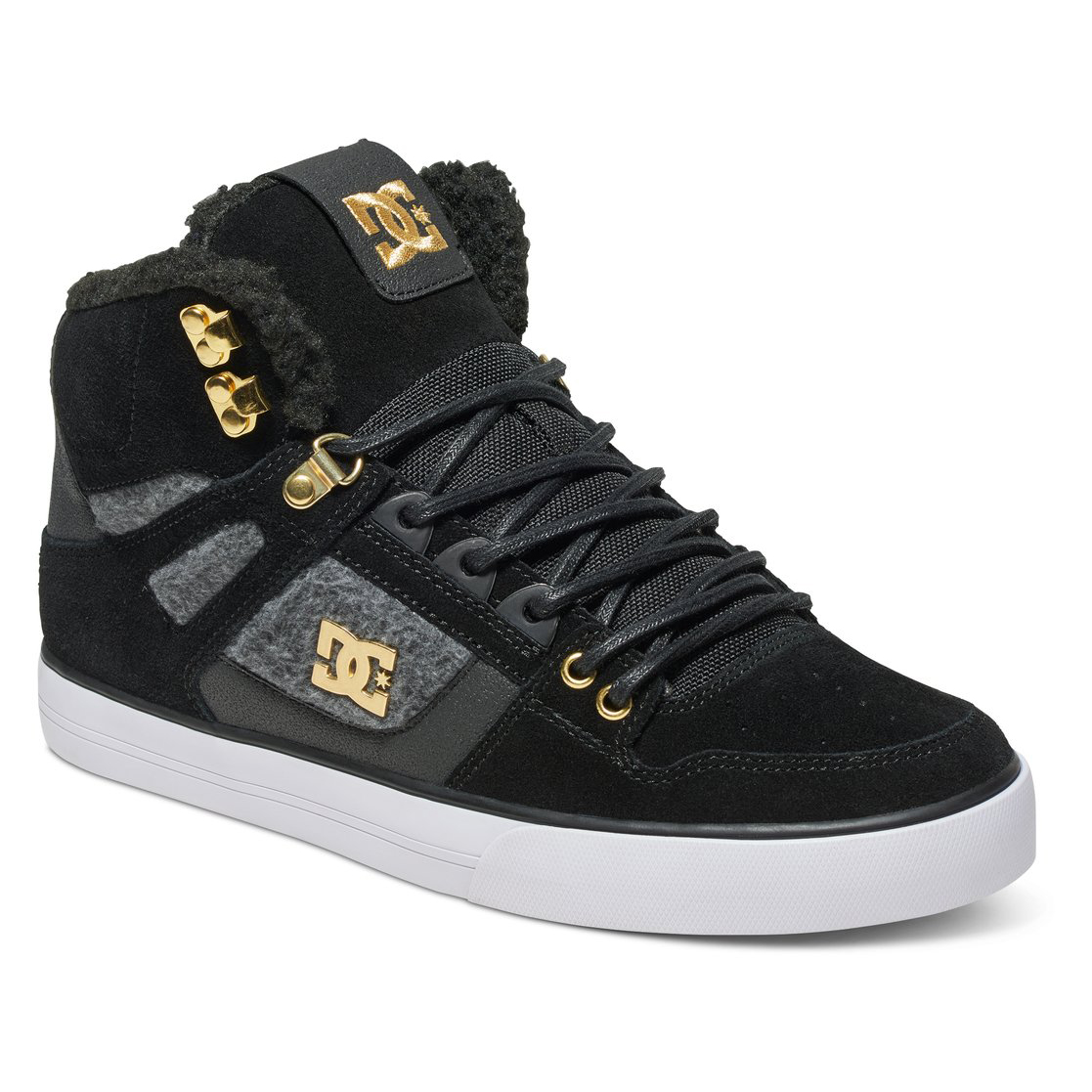 DC Spartan High WC Mens Shoes