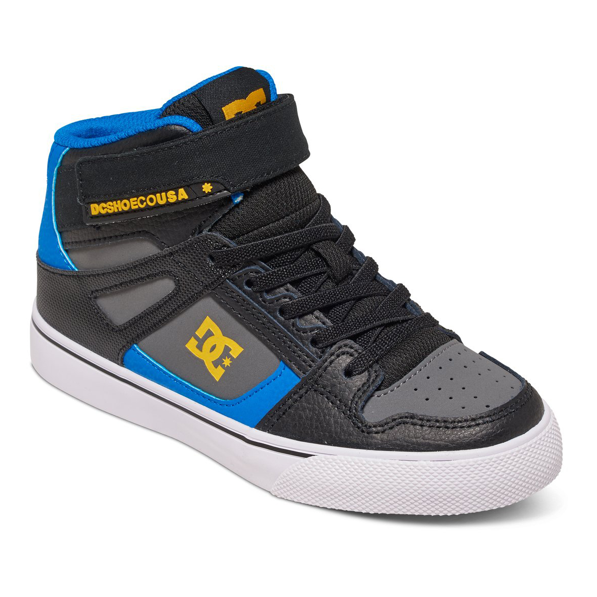 DC Spartan High EV Kids Shoe