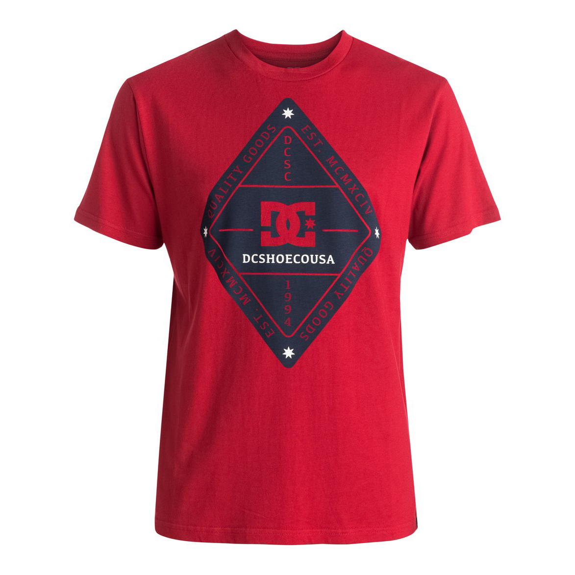 DC Long Day Mens Tee