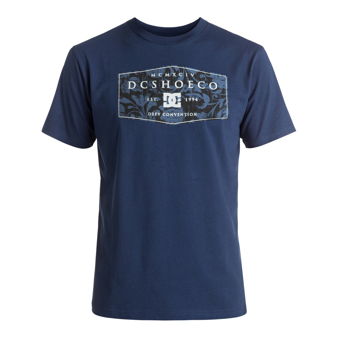 DC Regal Rags Round Box Mens Tee