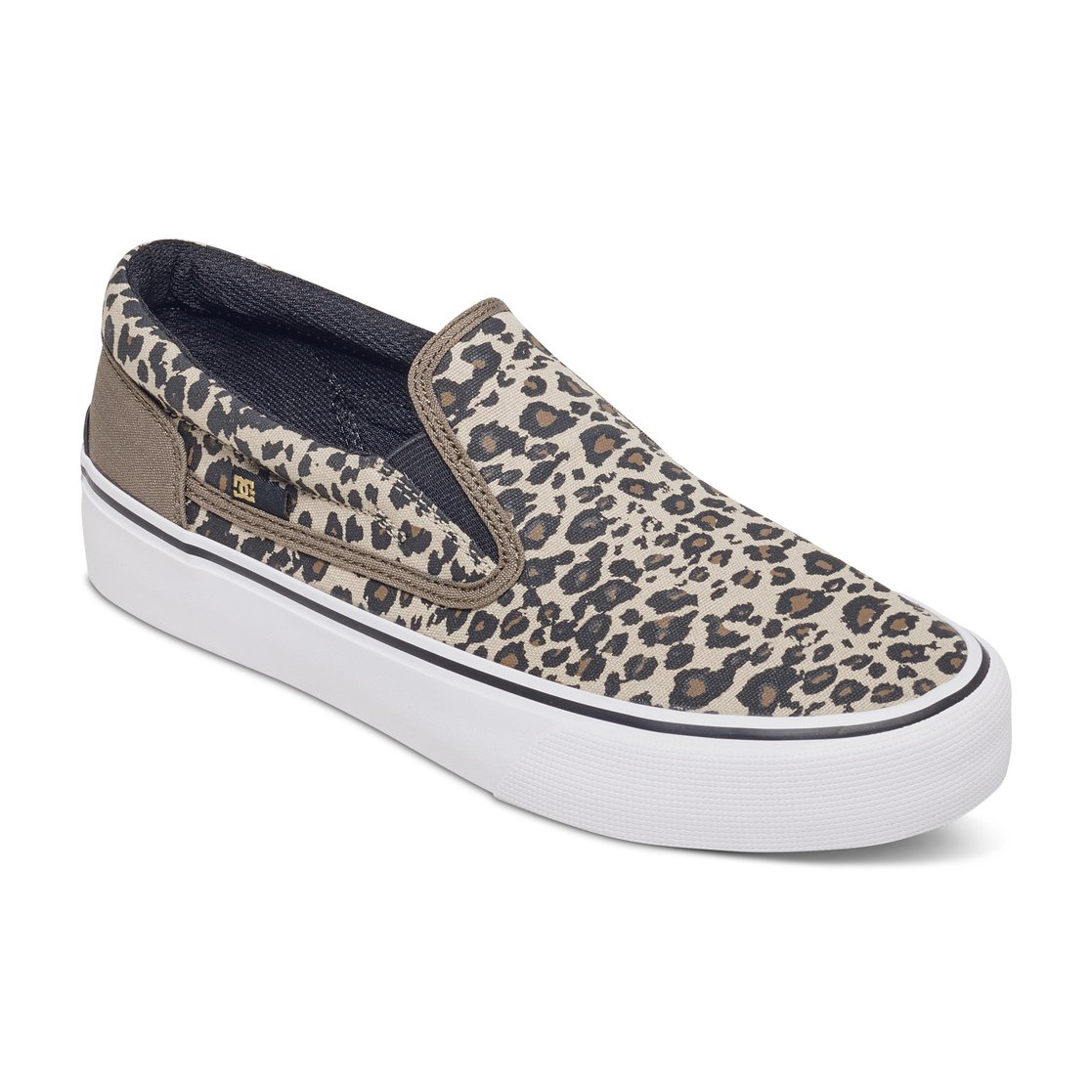 DC Trase Slip-On Womens Shoes