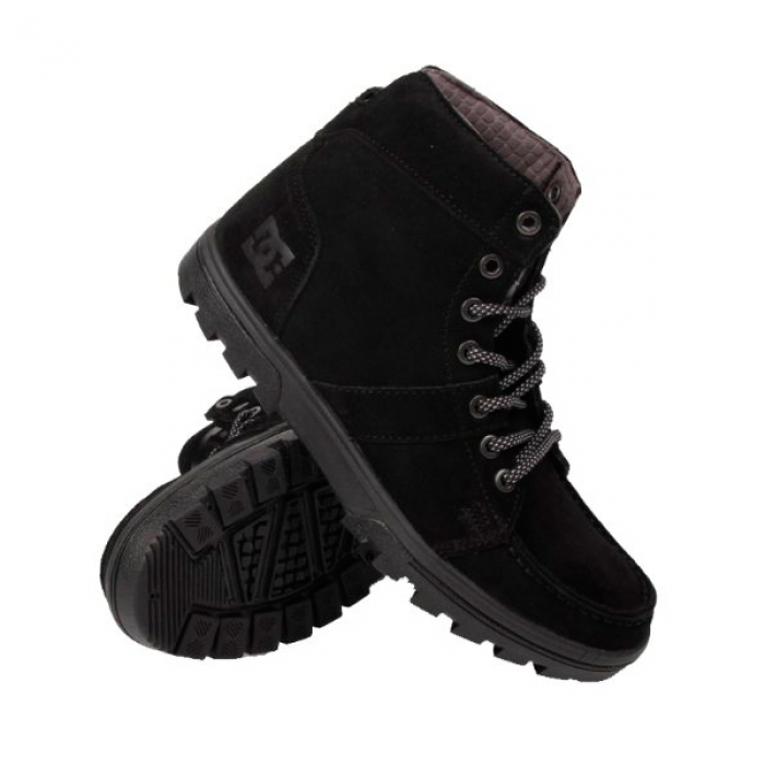 DC Woodland Mens Boots