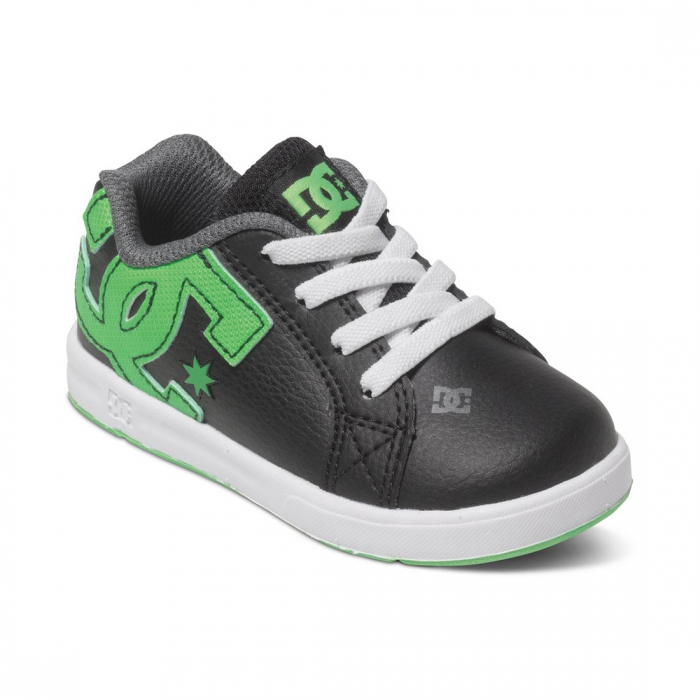 DC Court Graffik Elastic Toddlers Shoes