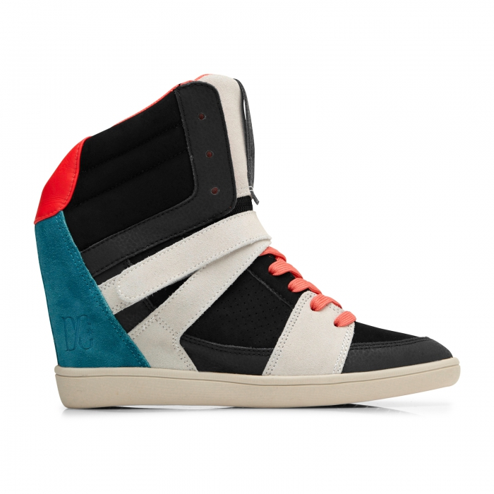 DC Mirage Mid Womens Shoes