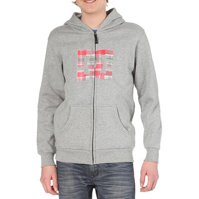DC Horatio Kids Zip Hood