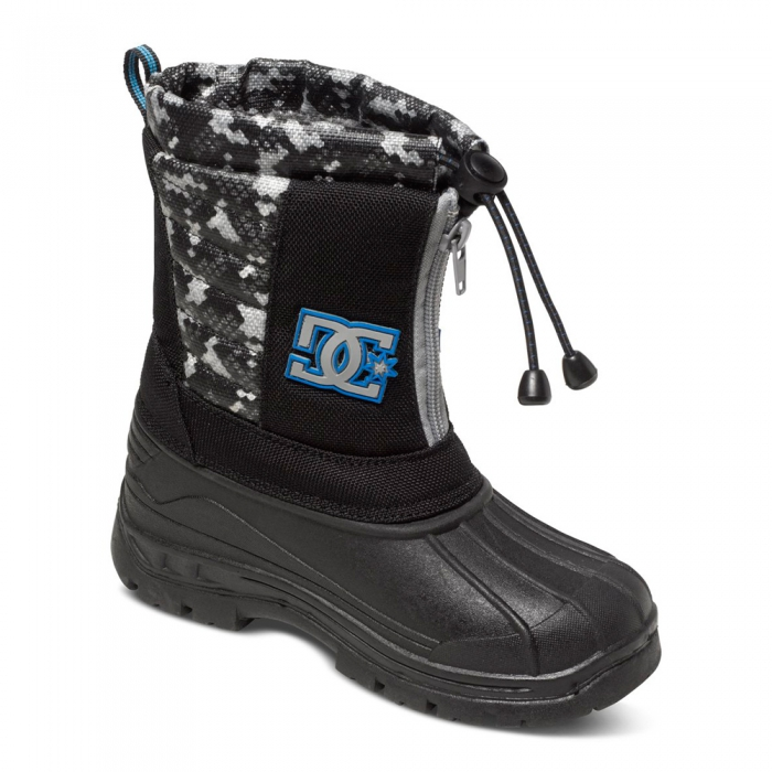 DC Squamish Kids Boots