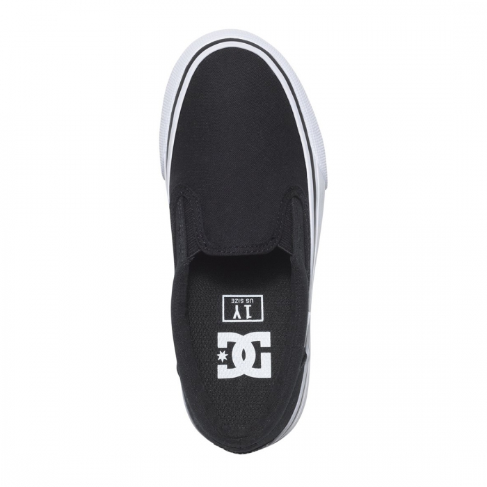 DC Trase Slip-On Kids Shoe