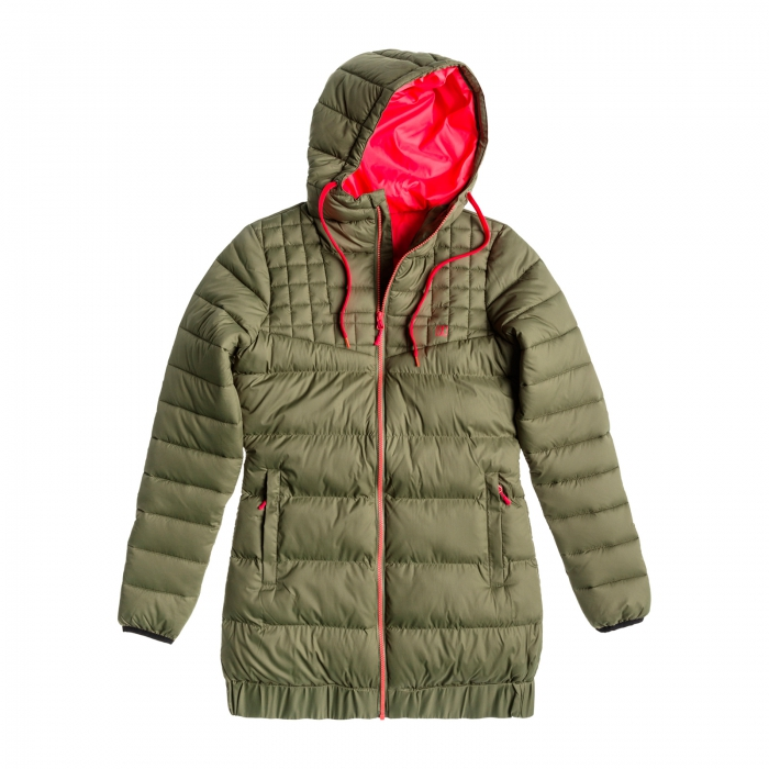 DC Neighbourhood Womens Jacket