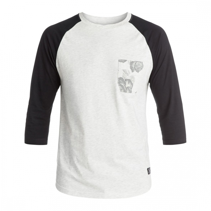 DC Adams Warner Mens Raglan Tee