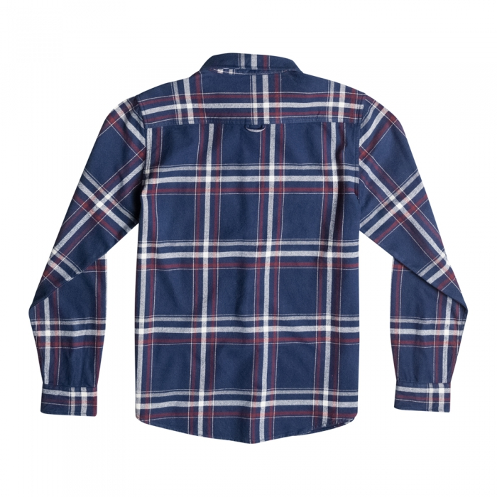 DC Wes Flannel Mens Shirt