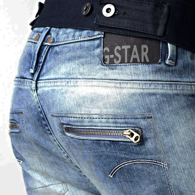 G-STAR Arc Juke 3D Tapered Womens Jeans