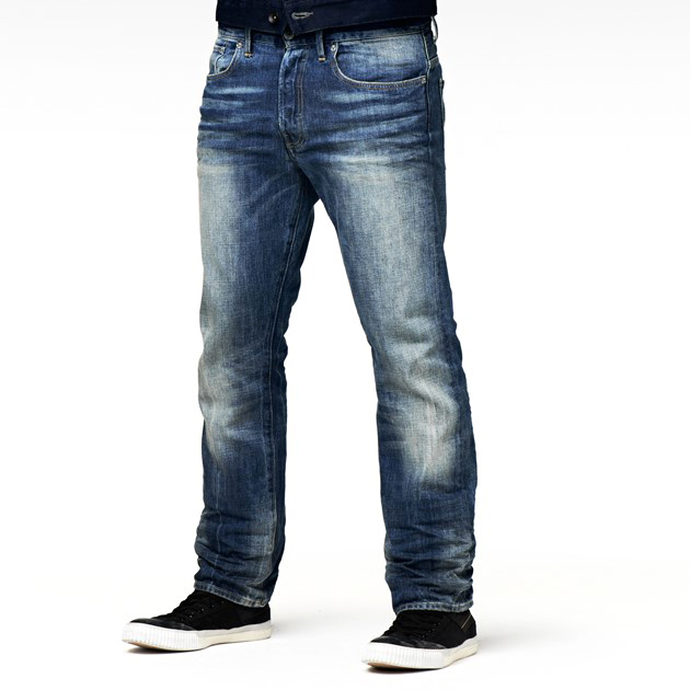 G-STAR 3301 Straight Mens Jeans