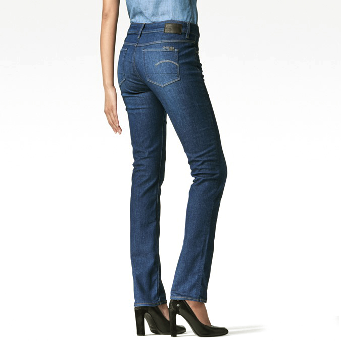 G-STAR 3310 Straight Womens Jeans