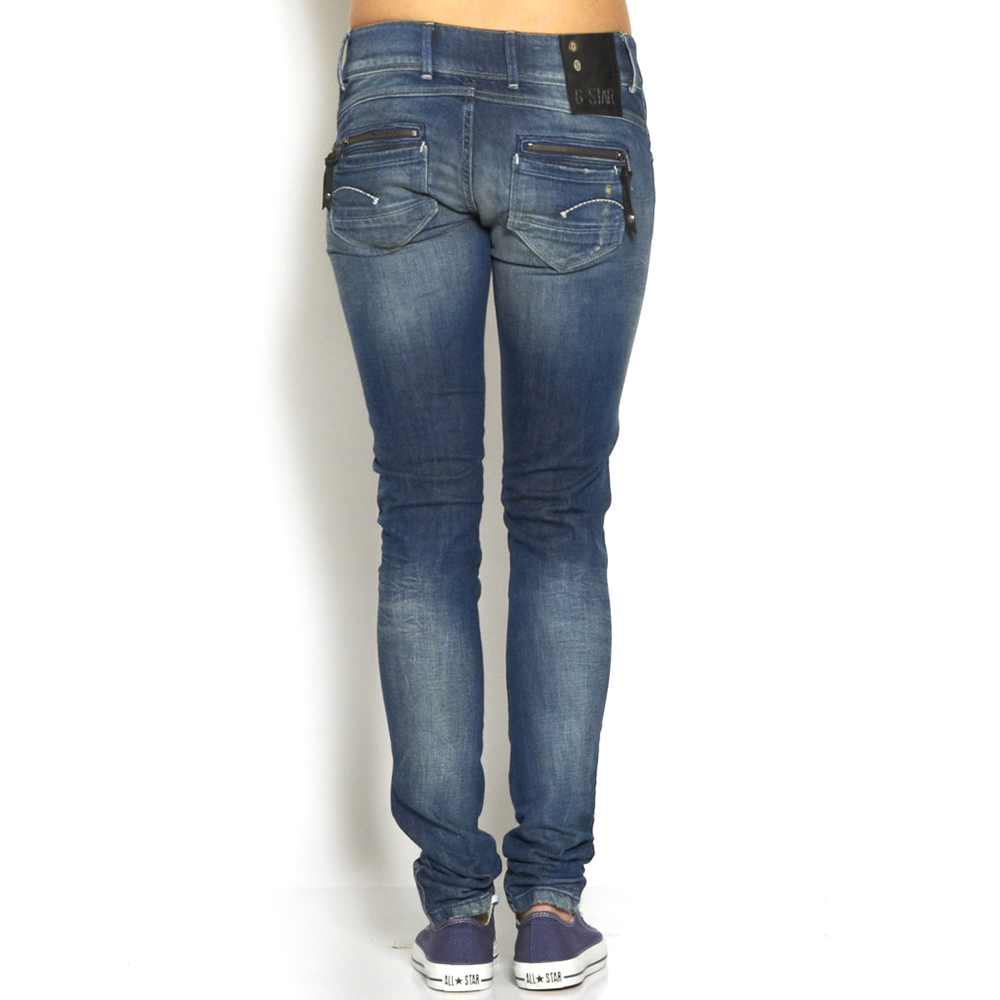 G-STAR Fender Skinny Womens Jeans