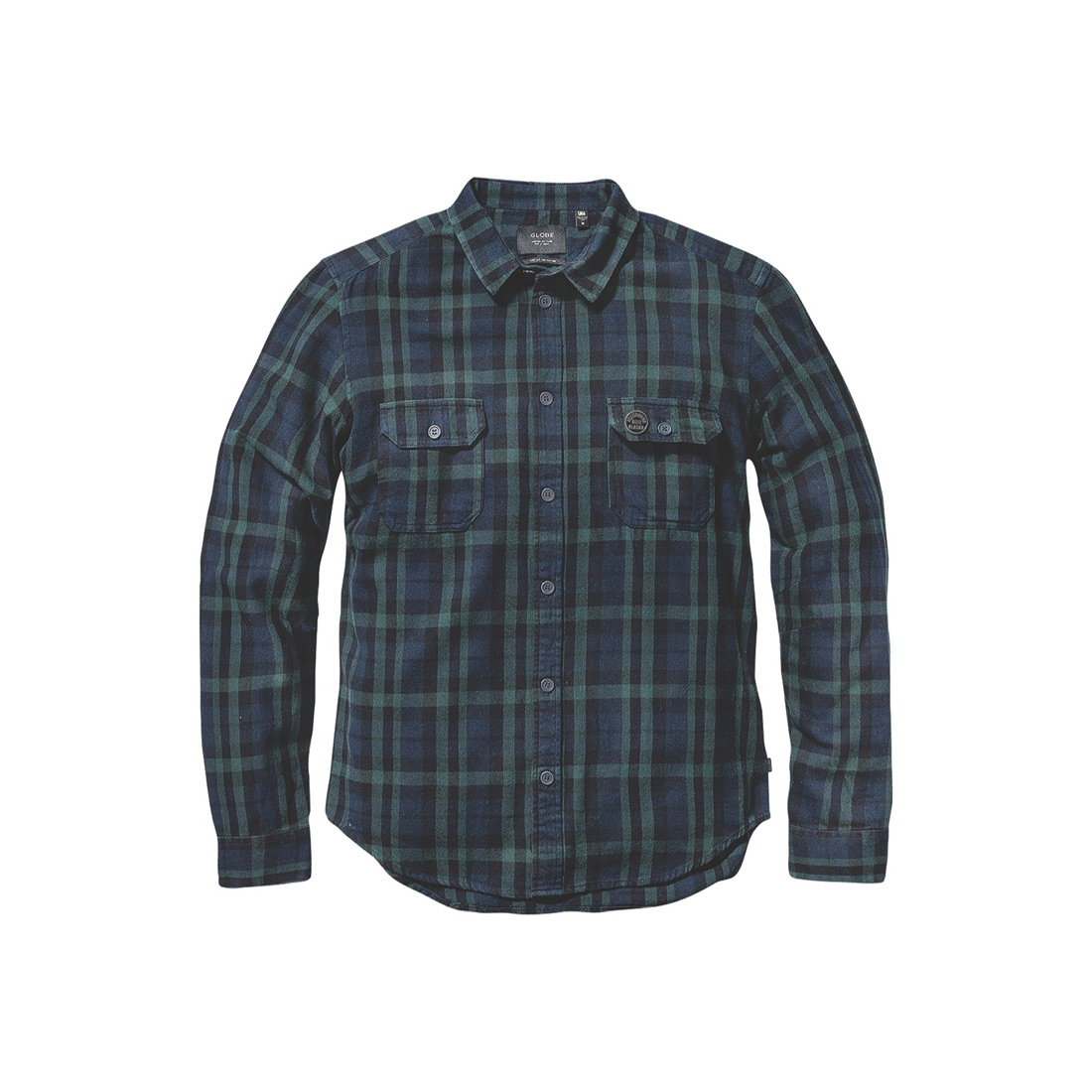 GLOBE Midnight Mens Shirt