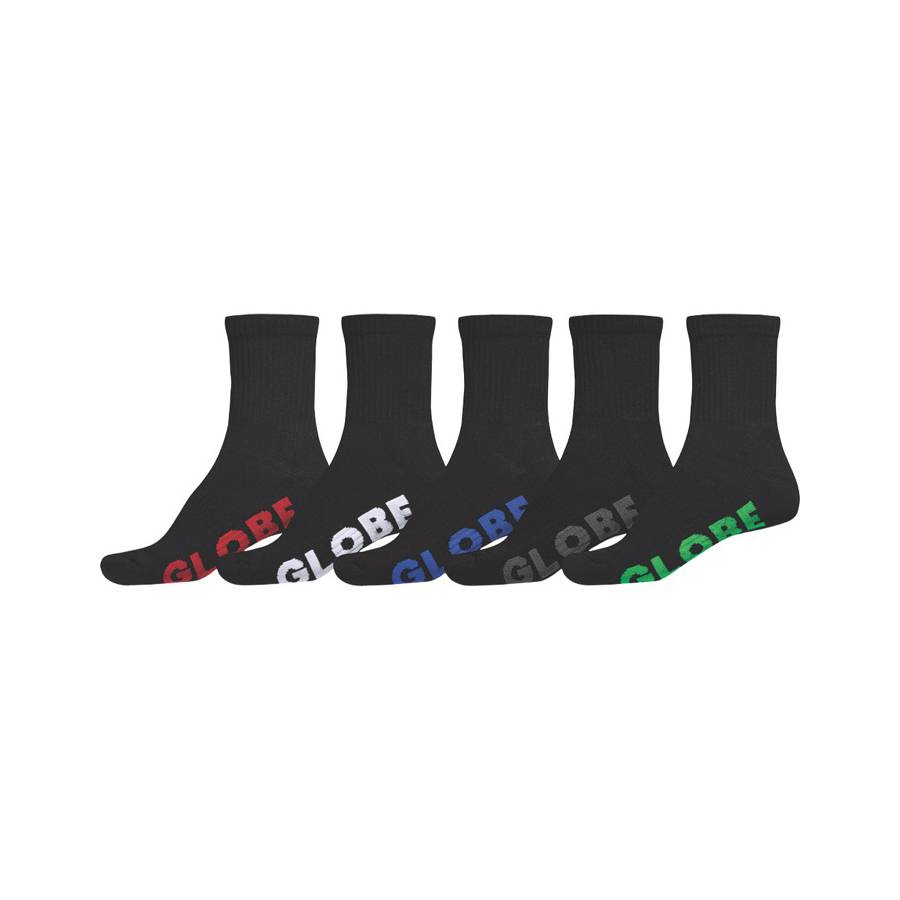 GLOBE Stealth Crew Socks