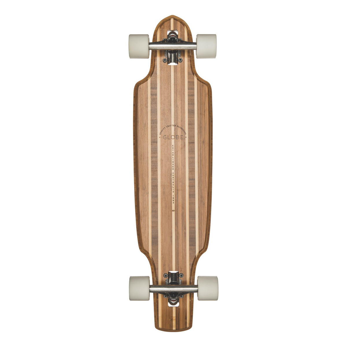 GLOBE Spearpoint Mini Bamboo Cruiser