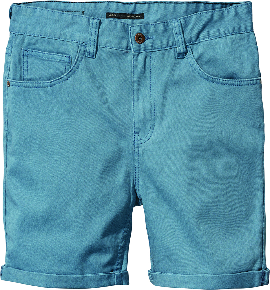 GLOBE Goodstock Mens Denim Walkshorts