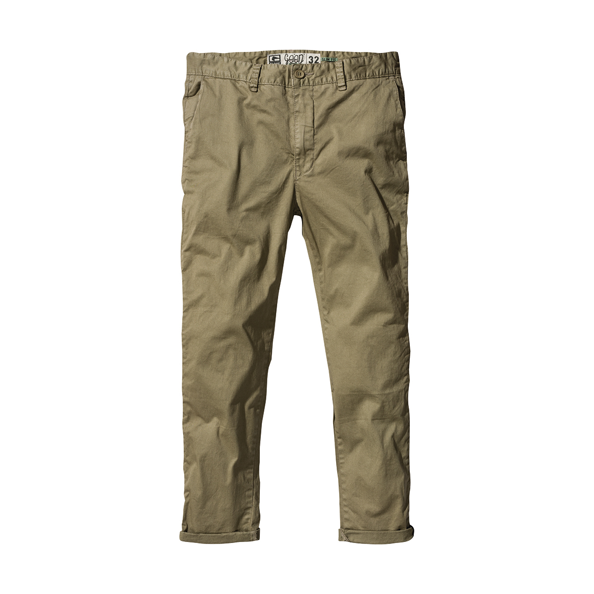 GLOBE Goodstock Drop Crotch Mens Chino