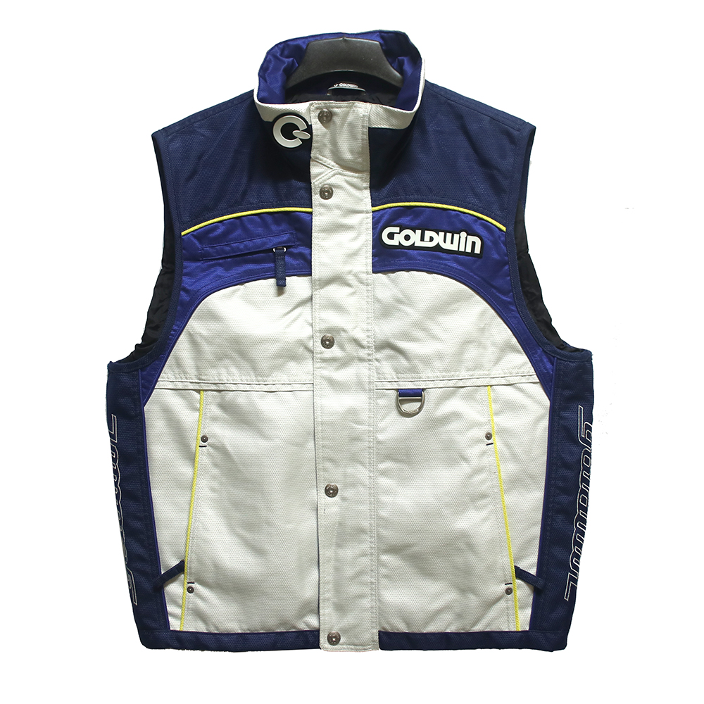 GOLDWIN Racing Mens Vest
