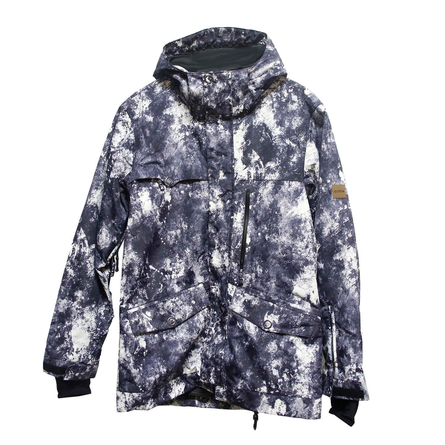 ICON Woodland Mens Snowjacket