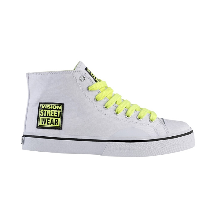 VISION Canvas Hi Womens Shoe