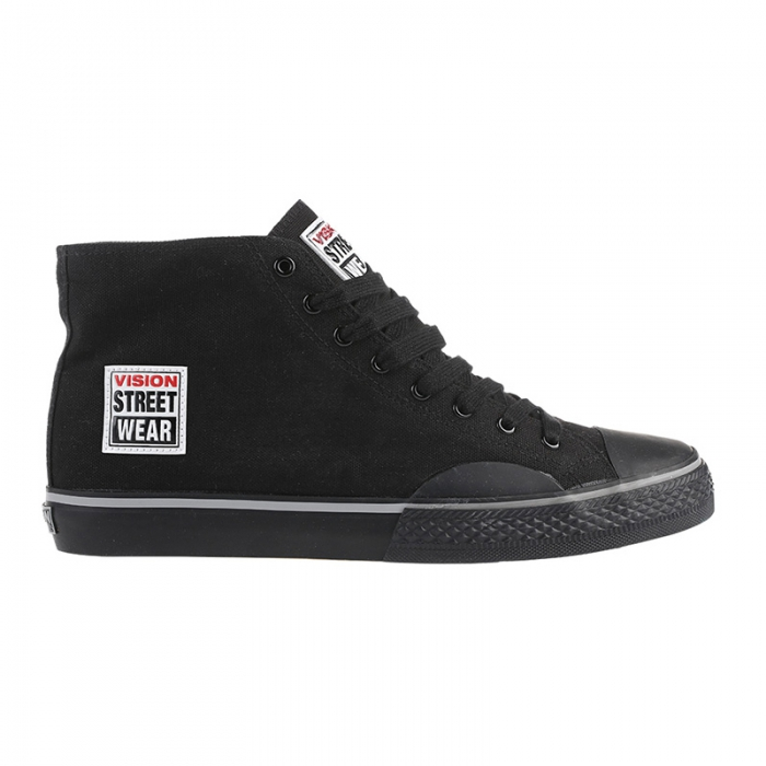 VISION Canvas Hi Mens Shoe
