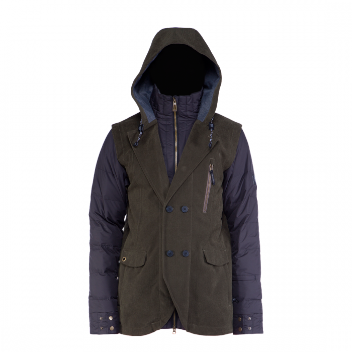 CAPPEL Clampdown Mens Snowjacket