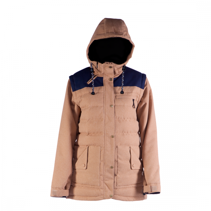 CAPPEL Road To Ruin Womens Snowjacket